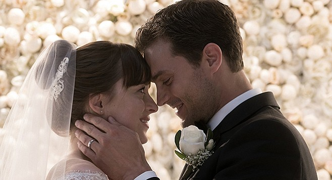 Fifty Shades Freed: Better to pass the time thinking about your parents having sex than sit through this