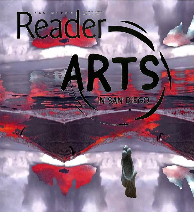 2018 Arts Cover Contest Entries photo