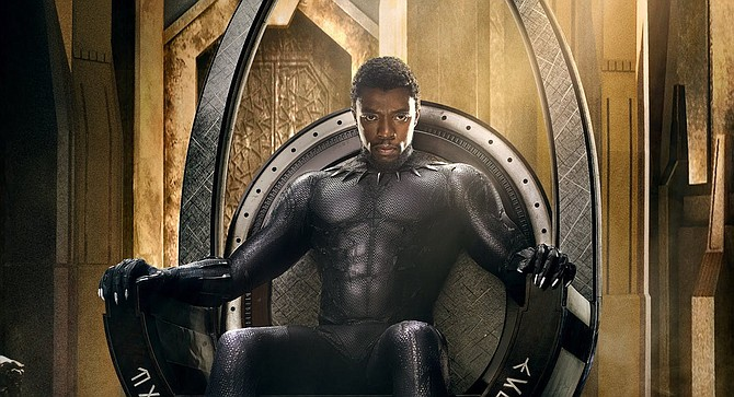 Black Panther: Whither Simba?