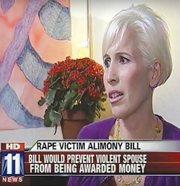 Though it was not allowed as evidence at trial, McDavid was seen on national TV in 2013 saying he wanted to kill the husband of alimony reform advocate Crystal Harris.