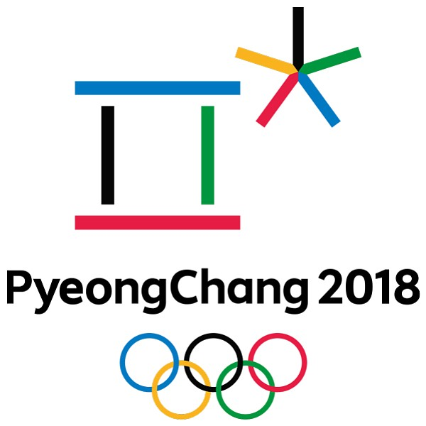 This year's official Olympic emblem