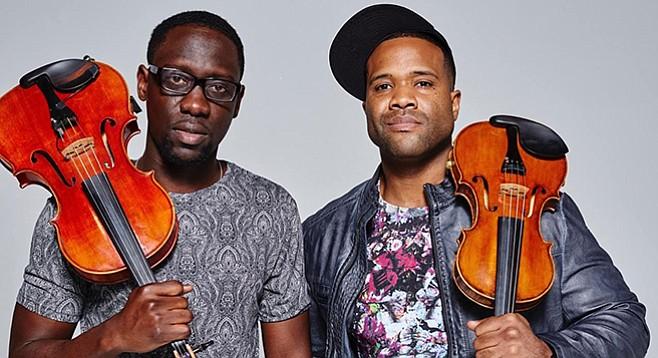 Thursday, February 22: Black Violin