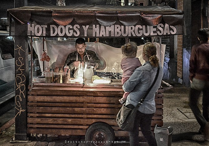 Neighborhood Photos Tijuana,Baja California,Mexico Hot Dogs y Hamburguesas