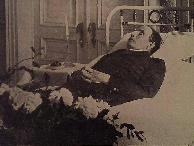 Puccini morte.