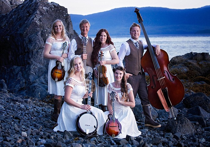 This 6-member family band will delight you with their bluegrass roots and extensive musical talent. Enjoy an evening of entertainment while participating in a fundraiser that supports a variety of community programs.