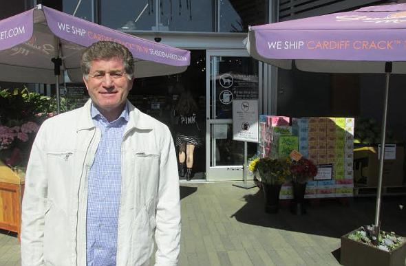 John Najjar of Seaside Market