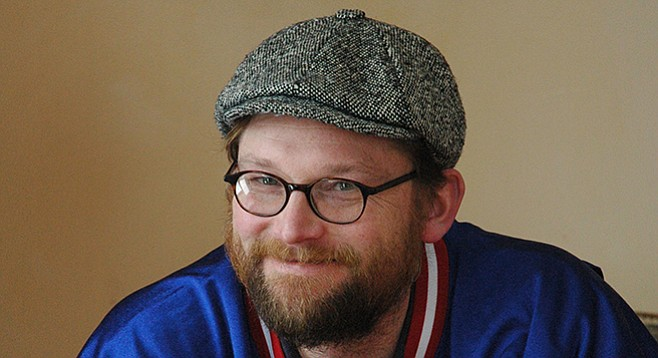 Joseph O'Brien is poetry editor and staff writer for the San Diego Reader.