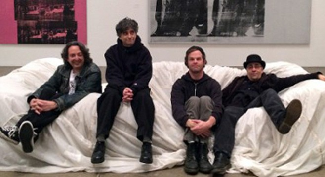 The Dead Milkmen play the Belly Up on May 31