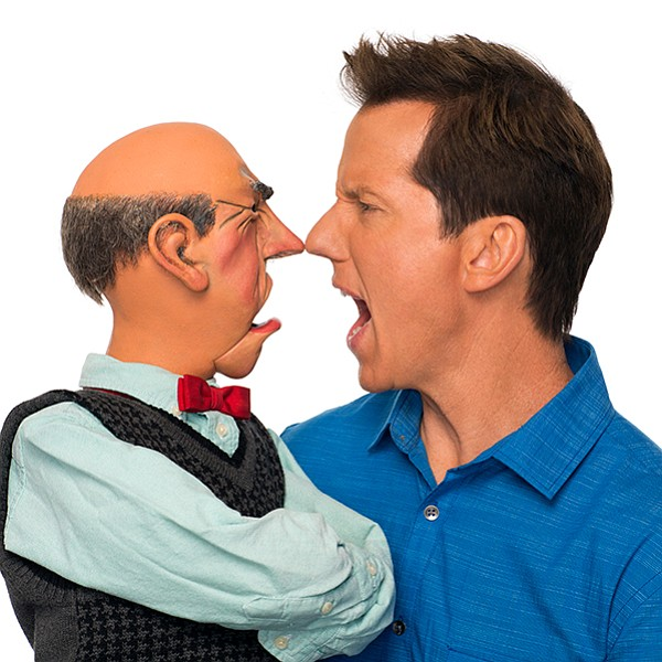 Jeff Dunham and cohorts consider bringing a new member into the family