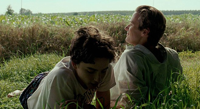 Call Me By Your Name, Best Picture nominee