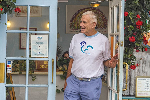Back in the 1980s, Mahiyan (née John Savage) maxed out his credit cards to start the Jyoti-Bihanga vegetarian restaurant, which became an unlikely catalyst of Adams Avenue rejuvenation.
