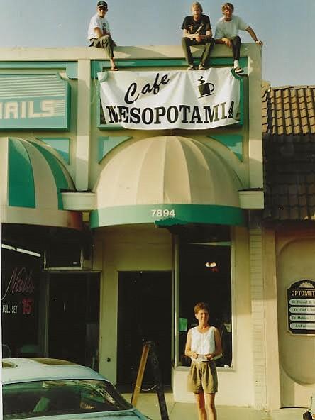 Mesopotamia's opening day, 1995