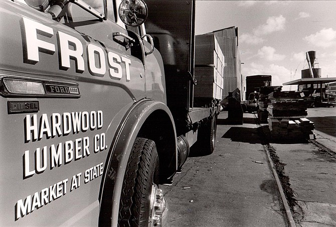 Frost Hardwood Lumber Co. - Image by Craig Carlson