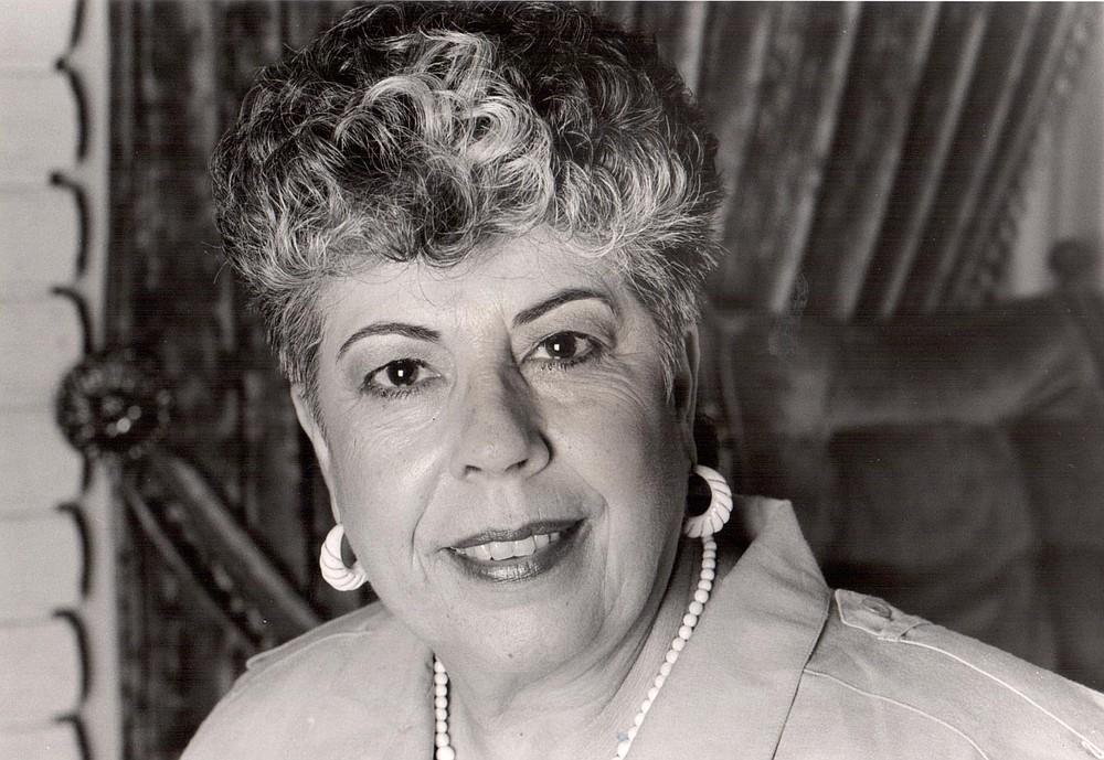 Phyllis Rose.