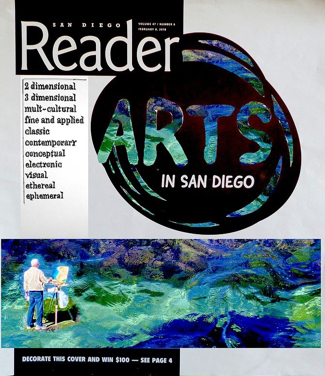 Arts in San Diego by Thia Brown