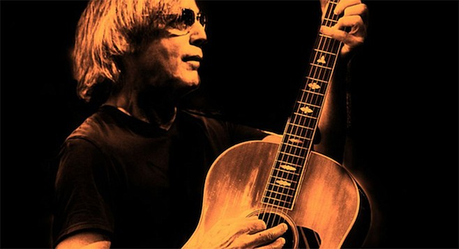 Jackson Browne, ethereally sublime at Civic Theatre