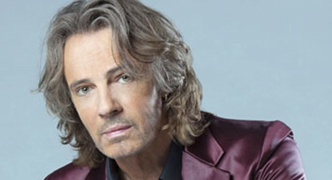 Rick Springfield plays Embarcadero Marina Park South on July 13 and 14