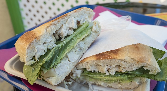 I never even noticed there are tortas.