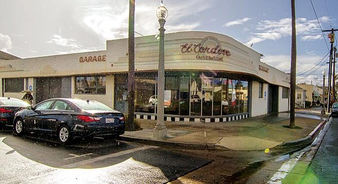 RIP El Cordova Garage.