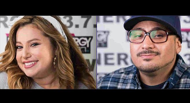Tonya Gonzalez and Beto Perez were victims of the Energy 97-3 detonation.