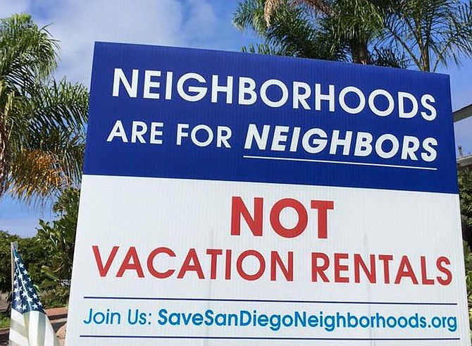 The mayor's office is working on a proposal, due out in a few weeks, to address disputes over short-term vacation rentals.