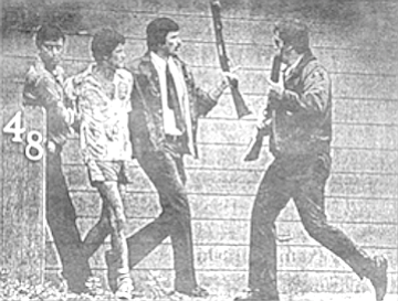 Michell's arrest in 1980