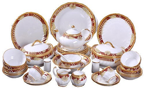 You can buy a microwave denso dinner set (24 pcs) from us. Order us minimum 5 pcs and get  5%  discount.   Contact: 9409446595 By:- AB2901