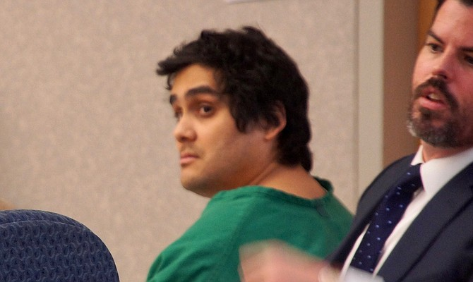 David Lucero will go to trial after 8 years in custody. Photo by Eva.