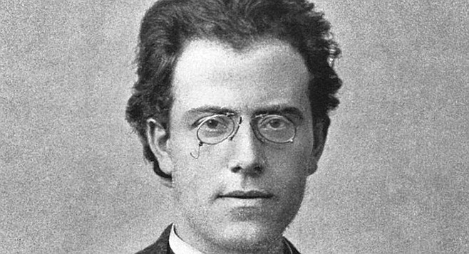 Mahler's music is overtly psychological and biographical.
