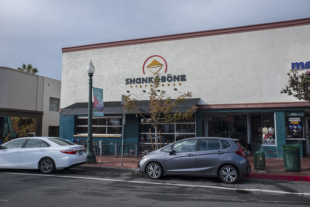 A contemporized Vietnamese restaurant lands in North Park