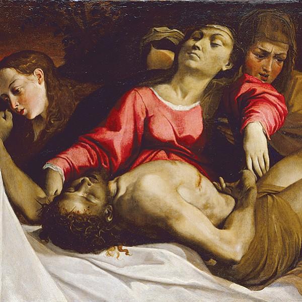 The Lamentation by Carucci