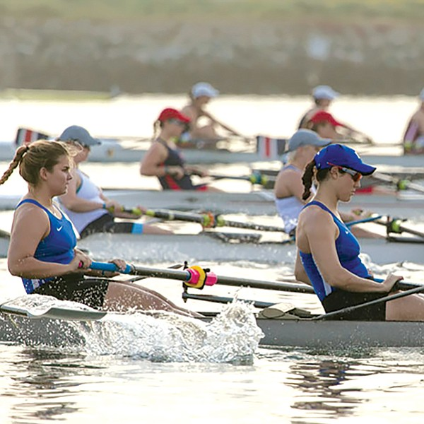 The Crew Classic helped shift the balance of rowing programs.