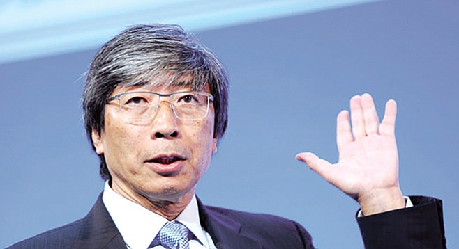 Dr. Patrick Soon-Shiong, man of mystery