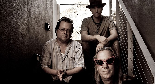 The Violent Femmes — at war no more