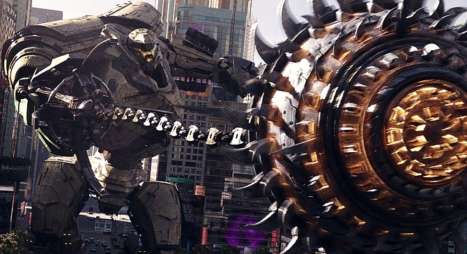 Pacific Rim: Uprising: Think fast!
