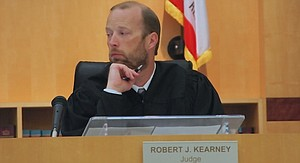 Judge Kearney in North County San Diego Superior Court