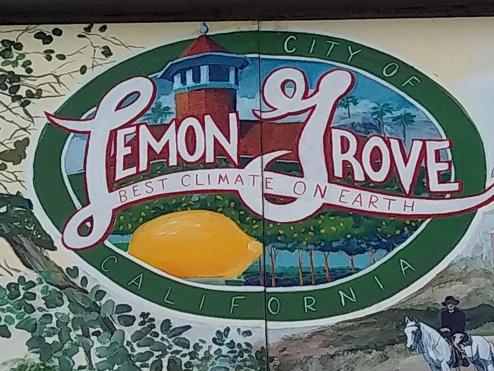 """Lemon Grove Bakery. """"This is the largest project the city of Lemon Grove has ever undertaken."""""""