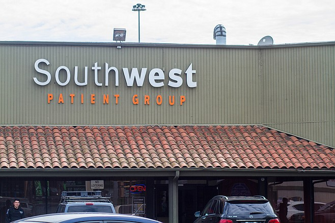 "Southwest in San Ysidro: ""25 to 35 of our patients are Mexican nationals."""