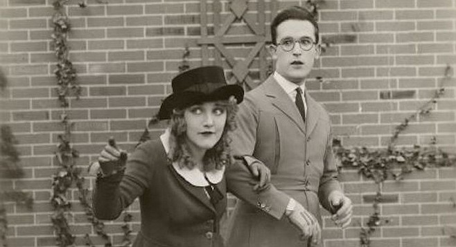 Harold Lloyd knew how comedy works.