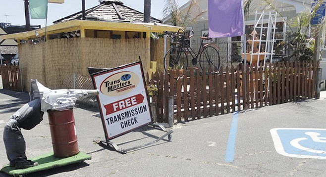"""""""The rents will go up, driving out Leucadia's mix of businesses and restaurants."""