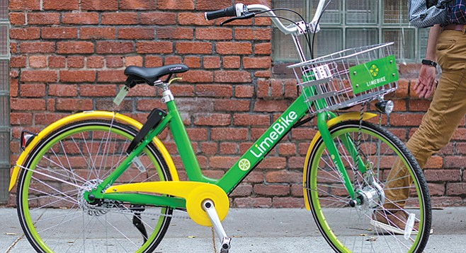 LimeBike needs people with big cars to help collect, charge, and reposition their garish bicycles and scooters.