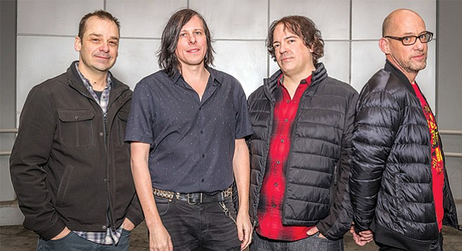 The Posies — Much melancholy within the sparkle