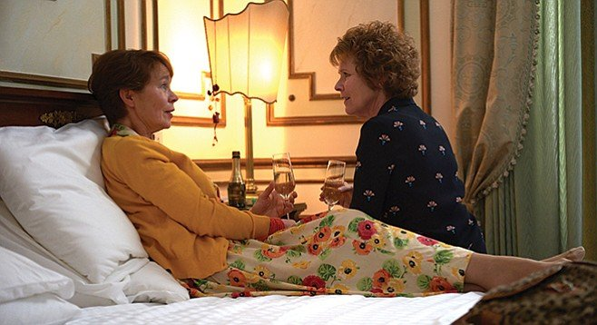 Finding Your Feet: After a ten year separation, sisters Celia Imrie and Imelda Staunton reunite without a drop of sentiment in sight.