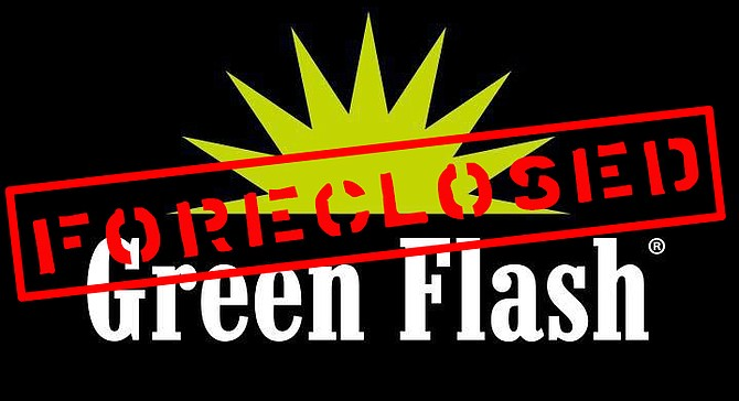 The end of an era for Green Flash.