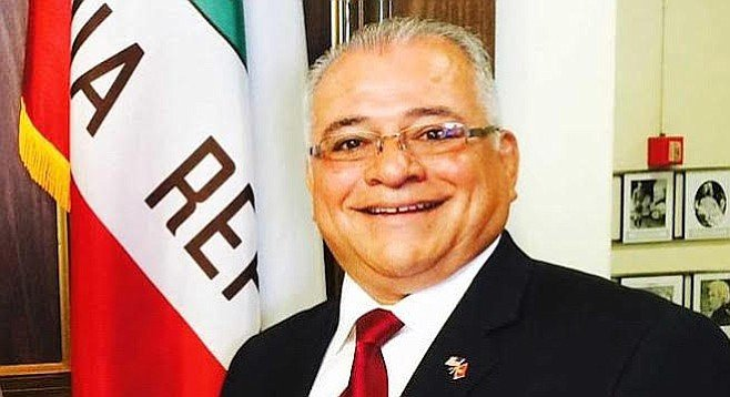 Rocky Chavez, present holder of 76th Assembly seat