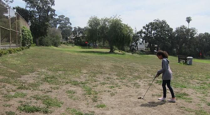 Presidio golf course today