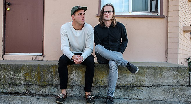 Max Greenhalgh (right) of Inspired & The Sleep