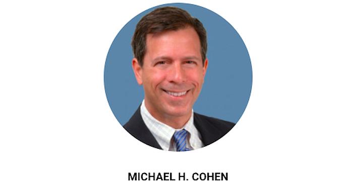 Relax, San Diegans. The local, Michael H. Cohen