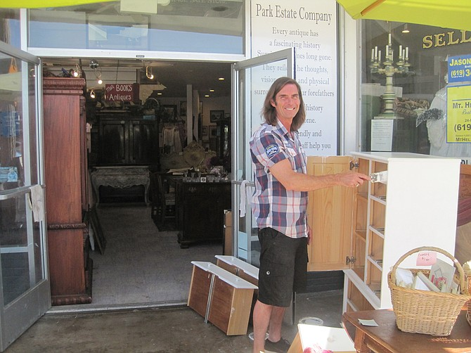 """Mike Moore at Park Estate: """"Our shoppers are changing."""""""