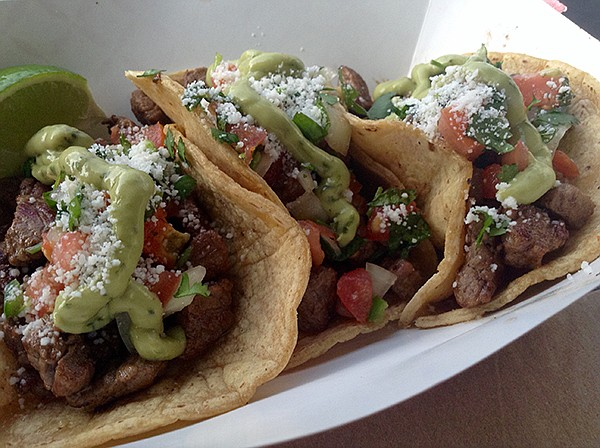 Tacos: probably the most luscious-looking deal